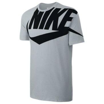 (取寄)Nike ナイキ メンズ ウインドランナー GX Tシャツ Nike Men's Windrunner GX T-Shirt Wolf Grey Black