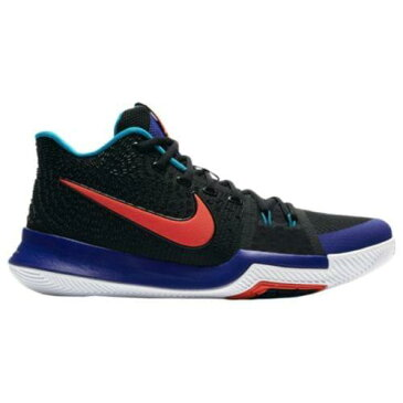 (取寄)Nike ナイキ メンズ スニーカー バッシュ カイリー 3 バスケットシューズ Nike Men's Kyrie 3 Black Concord Orange