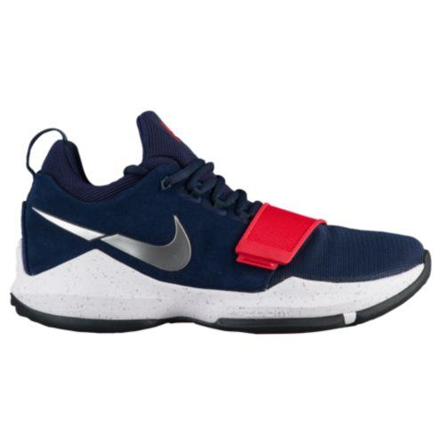 96867261d201 Nike PG 2.5 EP Paul George Grey Green White Men Basketball Shoes BQ8453-007