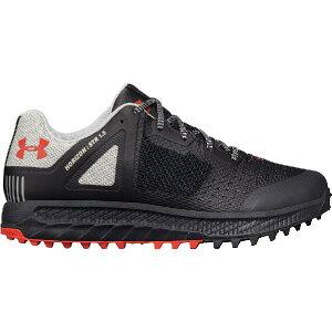 (取寄)アンダーアーマー レディース ホライズン STR 1.5 ハイキングシューズ Under Armour Women Horizon STR 1.5 Hiking Shoe Anthracite/Elemental/Sultry