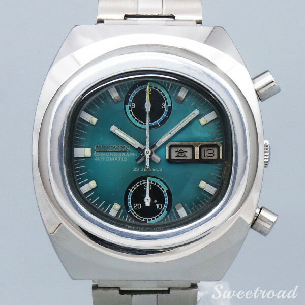 腕時計, メンズ腕時計 CITIZENChronographRef.4-9010 70YCal.8110A1974w-21533