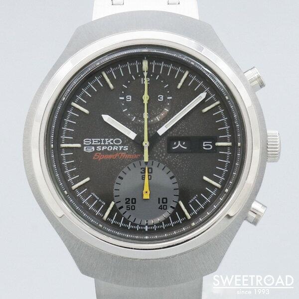 腕時計, メンズ腕時計 SEIKO5 SSRef.6138-0020Cal.6138B1971 w-20953