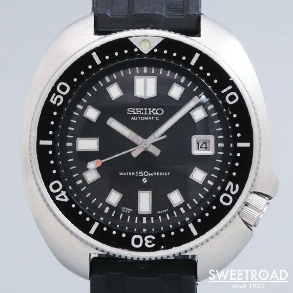 腕時計, メンズ腕時計 SEIKO150m2ndRef.6105-8110Cal .6105B1976w-22928GNZ