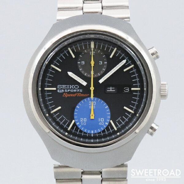 腕時計, メンズ腕時計 SEIKORef.6138-00205 SSCal.6138B1971w-24053