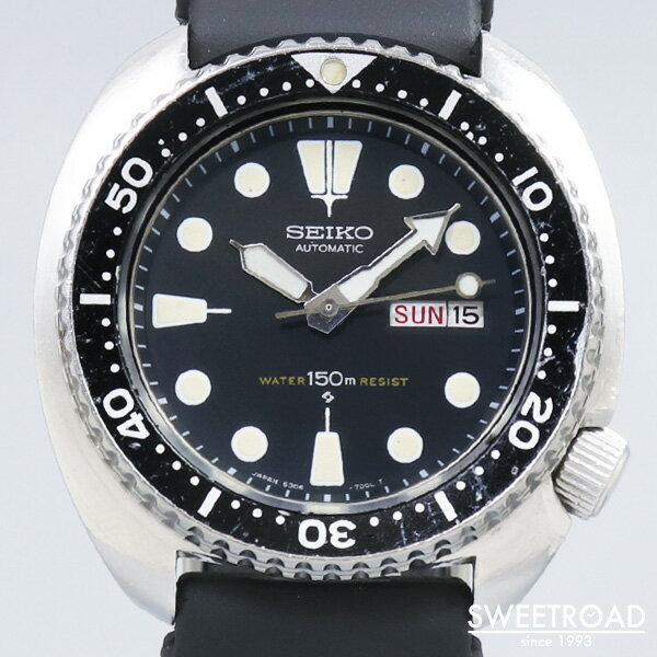 腕時計, メンズ腕時計 SEIKO150m3rdRef.6306-7001Cal .6306A1978w-24465