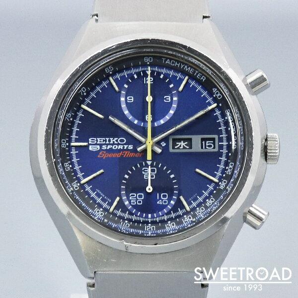 腕時計, メンズ腕時計 SEIKO5Ref.6138-8010SSCal.613 8B1972w-24627