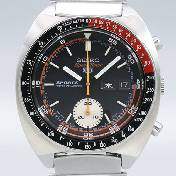 腕時計, メンズ腕時計 SEIKOSpeed TimerRef.6139-6031Cal.6139A1 970w-24637
