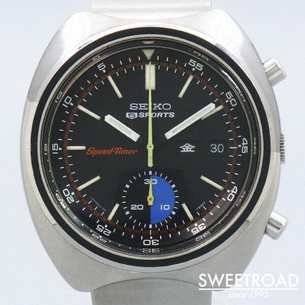 腕時計, メンズ腕時計 SEIKOSpeed-TimerRef.6139-702 05Cal.6139B1972w-24780
