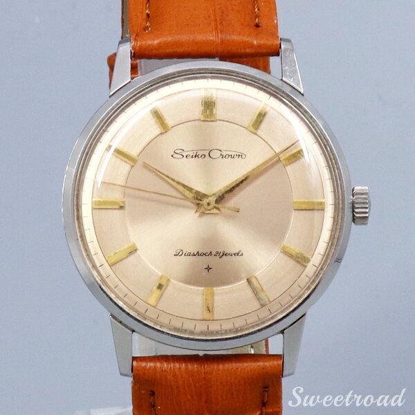 腕時計, メンズ腕時計 SEIKOCrownRef.J15003EPG37mmC al.5601963w-21664