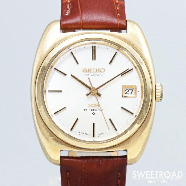 腕時計, メンズ腕時計 KING SEIKO56KSRef.5625-7070CAP GOLDCal.5625A1970w-23362
