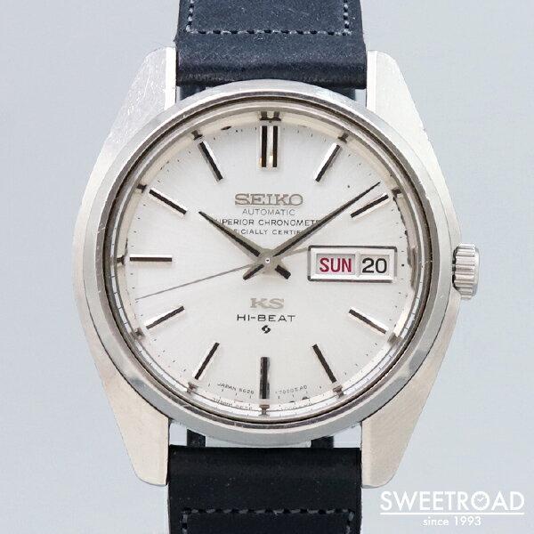 腕時計, メンズ腕時計 KING SEIKOSUPERIOR CHRONOMETER56KSRef.5626-7000 1969w-21162gnz