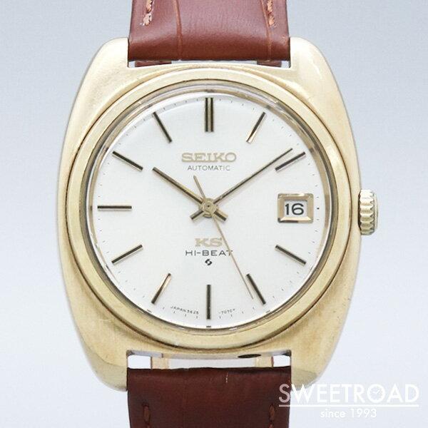 腕時計, メンズ腕時計 KING SEIKO56KSRef.5625-7070Cal.56 25A1970w-23362