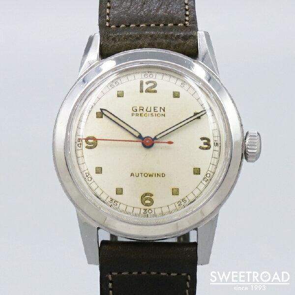 腕時計, メンズ腕時計 GRUENCal.460SS1950w-24620