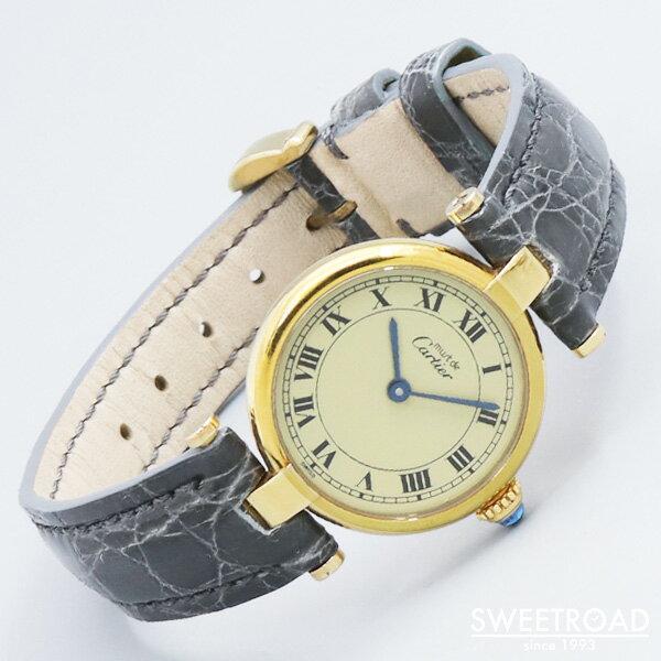 腕時計, レディース腕時計 CartierSMw-24176GNZ