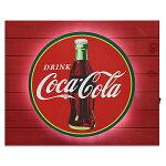 DRINKCOCA-COLAバックリットLEDプランクサインCC-CA-LE-309518