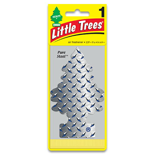 リトル・ツリー (Little Tree) ピュア・スティール 17152
