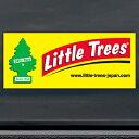 リトル・ツリー (Little Tree) ステッカー バナー ロゴ LT-...