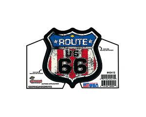 RT 66 (ルート 66) ステッカー ラージ 66-ST-L45415