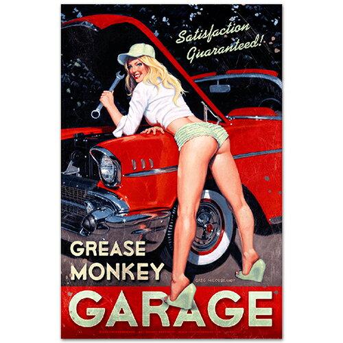 インテリア小物・置物, その他  Greg Hildebrandt Grease Monkey HB-159