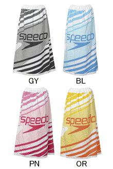 SD93T03 speedo speed Raptor (large) swimming pool swim towel towels 100 cm-length fs3gm