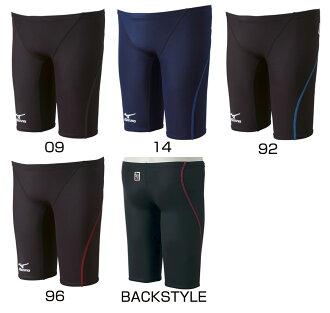 85RE-100 mizuno Mizuno MightyLine2 mighty line 2 mens men's swimming swimsuit half spats for swimming swimwear fs3gm