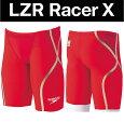 【送料無料】【あす楽対応】【FINA承認】SD76C51speedoスピードLZR-RacerXレーザーレーサーXメンズ男性用ハーフスパッツ競泳水着競泳用水着高速水着