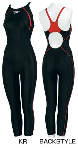 【あす楽対応】Mサイズのみ!SD42G53 speedo スピード FLEXΣ フレックスシグマ レディース 女性用 ロングジョン ロングスパッツ 競泳水着 競泳用水着