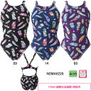 【43%OFF】ミズノ(MIZUNO)女性用 競泳水着 寺川綾コレクションストリームアクセラ ウイメンズミディアムカット N2MA9228