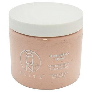 【正規品】【送料無料】【SunGlitz】SunGlitz Strawberry Blonde Powder Lightener12ozSunGlitzストロベリーブロンドパウダーライトナー【海外直送】