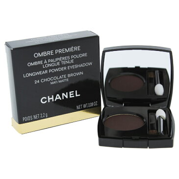 Ombre Premiere Longwear Powder Eyeshadow - 24 Chocolate Brown