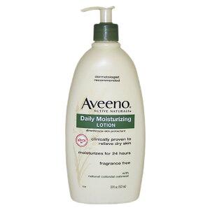 【正規品】【送料無料】 Aveeno Active Naturals Daily Moisturizing Lotion 18oz アヴェーノ アクティブ ナチュラル デイリー モイスチャライジング ローション ボディローション 女性 保湿