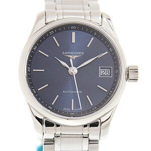 [قسيمة 32000 ين كحد أقصى من 7/1] [جديد] LONGINES Longines Master Collection L2.128.4.92.6 ستانلس ستيل أزرق Sunray Automatic 25.5mm Ladies Watch