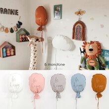 子ども部屋/子供部屋/インテリア/風船/装飾/ウォールデコ/おうちスタジオ