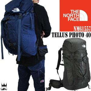 ザ・ノースフェイス THE NORTH FACE メンズ レディース NM61557 テルスフォト40 40L カメラマン カメラバッグ アウトドア トラベルバッグ デジカメ 一眼レフ evid