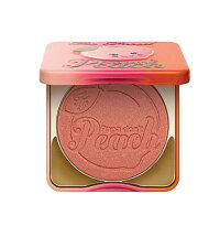 Too Faced パパドントピーチ インフューズド チーク
