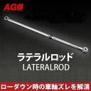 Lateralrod