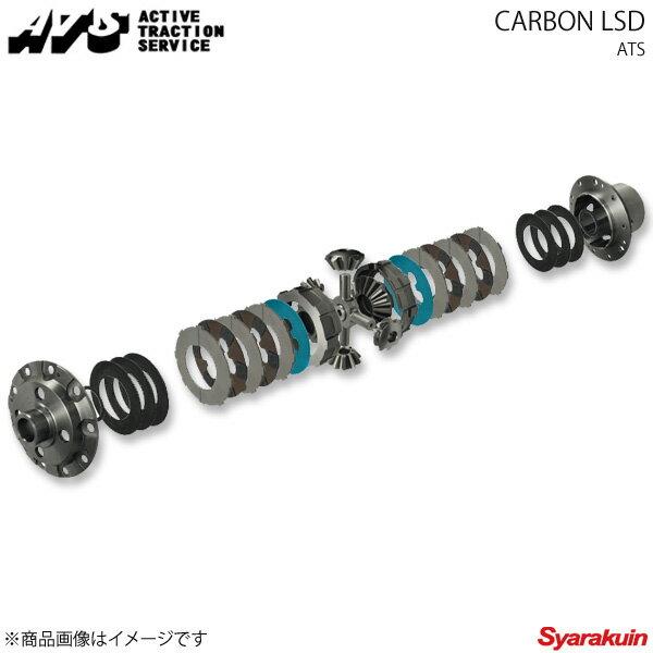 駆動系パーツ, LSD ATS LSD Carbon Carbon 2way VI 180SX RS13 88.4-90.12 LSD CA18DET CNRA109112