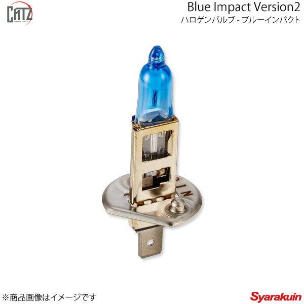 ライト・ランプ, フォグランプ・デイランプ CATZ Blue Impact Version2 H3 KZN18RZN18VZN18 H7.11H14.11 CB360R