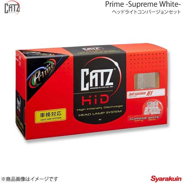 ライト・ランプ, ヘッドライト CATZ Supreme White HB34 Lo HB3HB4 CHEVROLET TRAILBLAZER T360 01.9 AAP1308A