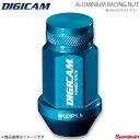 DIGICAM デジキャン アルミレーシングナット 袋タイプ P1.5 1...
