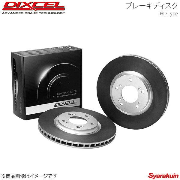 ブレーキ, ブレーキローター DIXCEL HD CHEVROLET CORVETTE 6.0 C6(X245) 05020710 Z51 Package HD1826286S