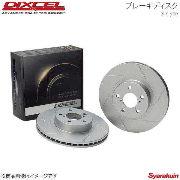 ブレーキ, ブレーキローター DIXCEL SD ROVER MINI 12inch 99XXN12A 84 SD0112081S