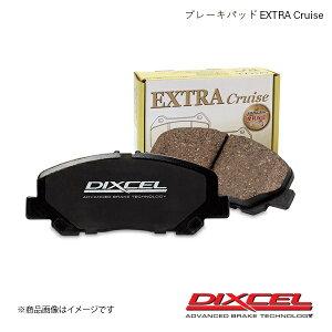 DIXCEL ディクセル ブレーキパッド EC フロント ムーヴ L175S CUSTOM R 12inch Brake(Solid DISC) 06/10〜10/12 EC-341200