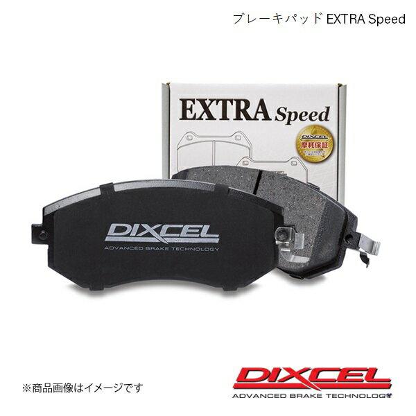 DIXCEL ディクセル ブレーキパッド ES リア RENAULT LUTECIA/CLIO RF4C 09/10〜13/09