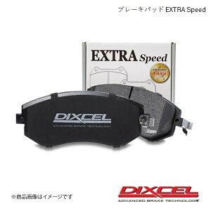 DIXCEL ディクセル ブレーキパッド ES フロント ムーヴ L175S CUSTOM R 12inch Brake(Solid DISC) 06/10〜10/12 ES-341200