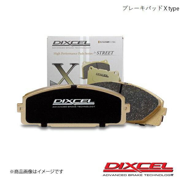 ブレーキ, ブレーキパッド DIXCEL X JHBY33JENY33 963996 X-321330