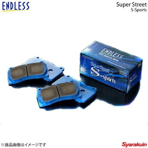 ENDLESS エンドレス ブレーキパッド SSS フロント ミラ/ミラ ジーノ/クオーレ L502S(C♯系・リアド...