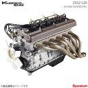 Z432 S20 6/1 エンジン 模型 スカイライン200...