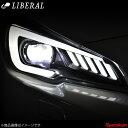 LIBERAL/リベラル LED ヘッドライトユニット ジョーズ スバル/SUBARU レヴォーグ VMG/VM4 -