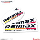 REIMAX/レイマックス ステッカーセット A8010-RE001